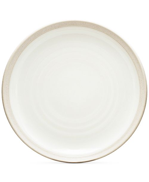 Noritake Colarvara White Round Platter