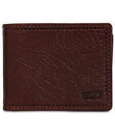 Levi's® Men's RFID Extra-Capacity Leather Wallet