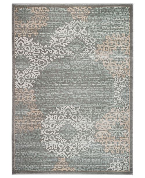 KM Home CLOSEOUT! Teramo Intrigue Area Rug Collection