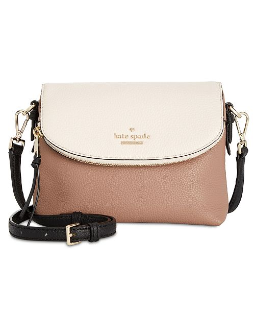 809eed159 kate spade new york Jackson Street Harlyn Crossbody & Reviews ...