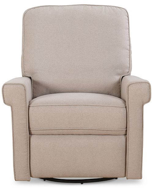 Abbyson Living Andina Rocker Recliner, Quick Ship