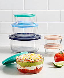 Pyrex 12-Pc. Storage Set