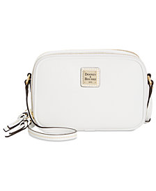 Dooney & Bourke Saffiano Sawyer Crossbody