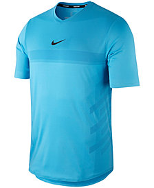 Nike Men's Court Rafa AeroReact Tennis Top