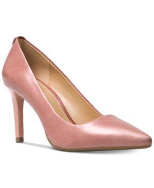 Michael Michael Kors Dorothy Flex Pumps Women's Shoes 6575523