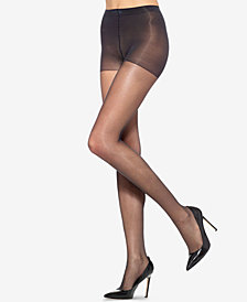 HUE® Women's  Age Defiance with Control Top Compression Hosiery
