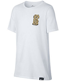 Nike Big Boys Kyrie Irving-Print T-Shirt