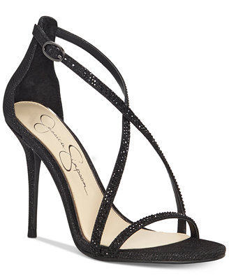 Annalesse Evening Sandals by Jessica Simpson