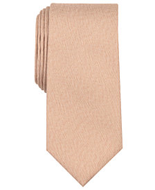 Nautica Men's Erna Solid Slim Silk Tie