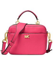 MICHAEL Michael Kors Mini Guitar Strap Crossbody