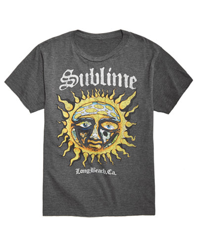 FEA Men's Sublime Graphic-Print T-Shirt