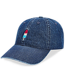 American Rag Men's Popsicle Denim Hat