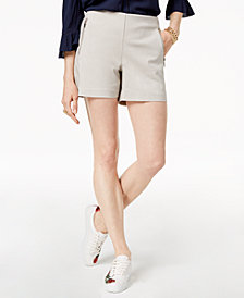 I.N.C. Zip-Pocket Shorts, Created for Macy's