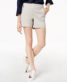 I.N.C. Zip-Pocket Shorts, Created for Macy's