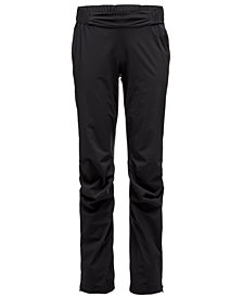 Black Diamond Women's StormLine Stretch Pants from Eastern Mountain Sports