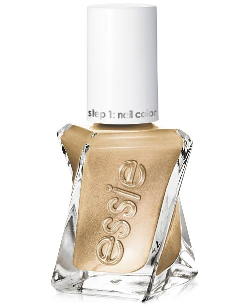 Essie Gel Couture Reem Acra Designer Nail Polish Collection Makeup