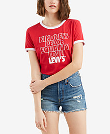 Levi's® Perfect Cotton Graphic T-Shirt