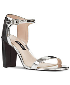 Nine West Nemble Dress Sandals