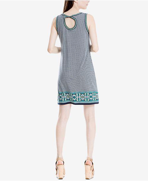 d2b5bb43a791a2 ... Max Studio London Printed Keyhole Dress, Created for Macy's ...