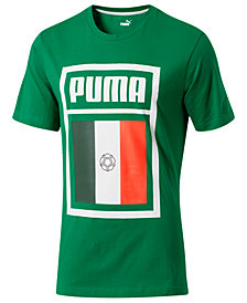Puma Men's Forever Football Mexico T-Shirt