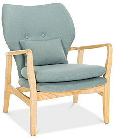 Acari Accent Chair, Quick Ship