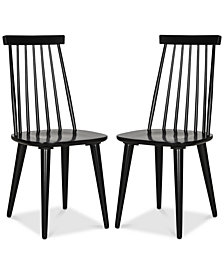 Drydan Side Chair (Set Of 2), Quick Ship
