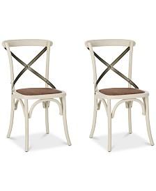 Gabel Farm Side Chair (Set Of 2), Quick Ship