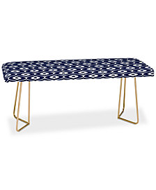 Deny Designs Aimee St Hill Leela Navy Bench