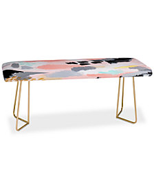 Deny Designs Laura Fedorowicz Serenity Abstract Bench