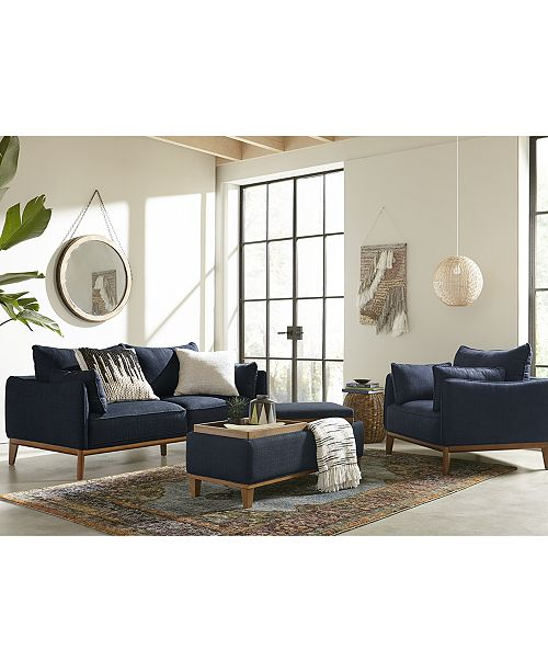 Furniture Jollene 78 Fabric Sofa Created For Macy S