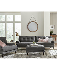 Brenata Fabric Sofa Collection