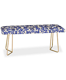 Deny Designs Gabriela Fuente Johnas Bench