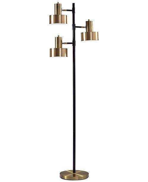 Adesso Clayton Tree Lamp