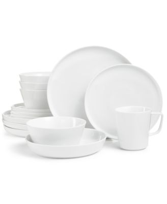 Modern Coupe 12-Pc. Dinnerware Set