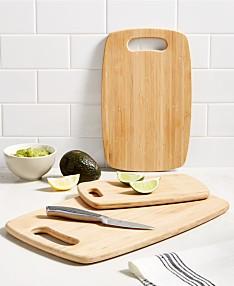 Bamboo Cutting Board - Macy's