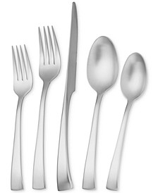 Zwilling Bellasera Satin 18/10 Stainless Steel 45-Pc. Flatware Set, Service for 8