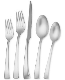 Zwilling J.A. Henckels Bellasera Satin 18/10 Stainless Steel 45-Pc. Flatware Set, Service for 8