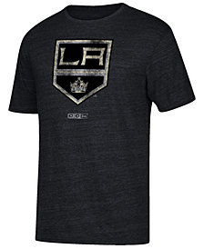 CCM Men's Los Angeles Kings Bigger Logo T-Shirt