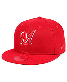 New Era Milwaukee Brewers Prism Color Pack 59Fifty Fitted Cap