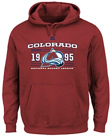 Majestic Men's Colorado Avalanche Winning Boost Hoodie