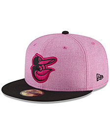 New Era Baltimore Orioles Mothers Day 59Fifty Fitted Cap