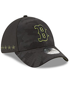 New Era Boston Red Sox Memorial Day 39THIRTY Cap