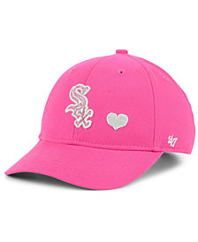 '47 Brand Girls' Chicago White Sox Sugar Sweet MVP Cap
