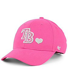 '47 Brand Girls' Tampa Bay Rays Sugar Sweet MVP Cap
