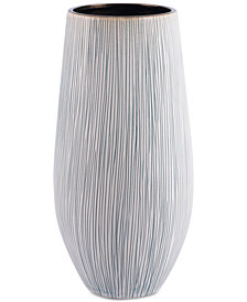 Zuo Anam White Large Vase