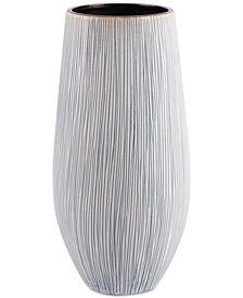 Zuo Anam White Large Vase