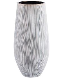 CLOSEOUT! Zuo  Anam White Large Vase