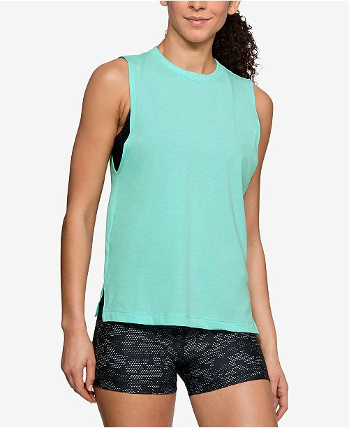 Tide Top Tropical Tank Cotton® Under Armour Charged znxfwqInY7
