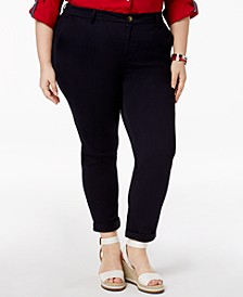 Plus Size Hampton Chino Pants, Created for Macy's