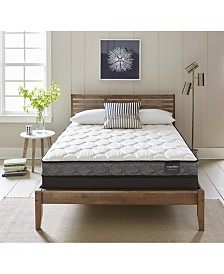 "MacyBed by Serta  Classic 7.5"" Plush Mattress - Full, Created for Macy's"